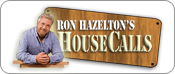 See us on Ron Hazelton