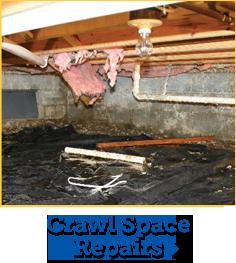 Crawl Space Repairs