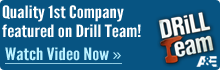 Quality 1st Company featured on Drill Team: Watch Now!